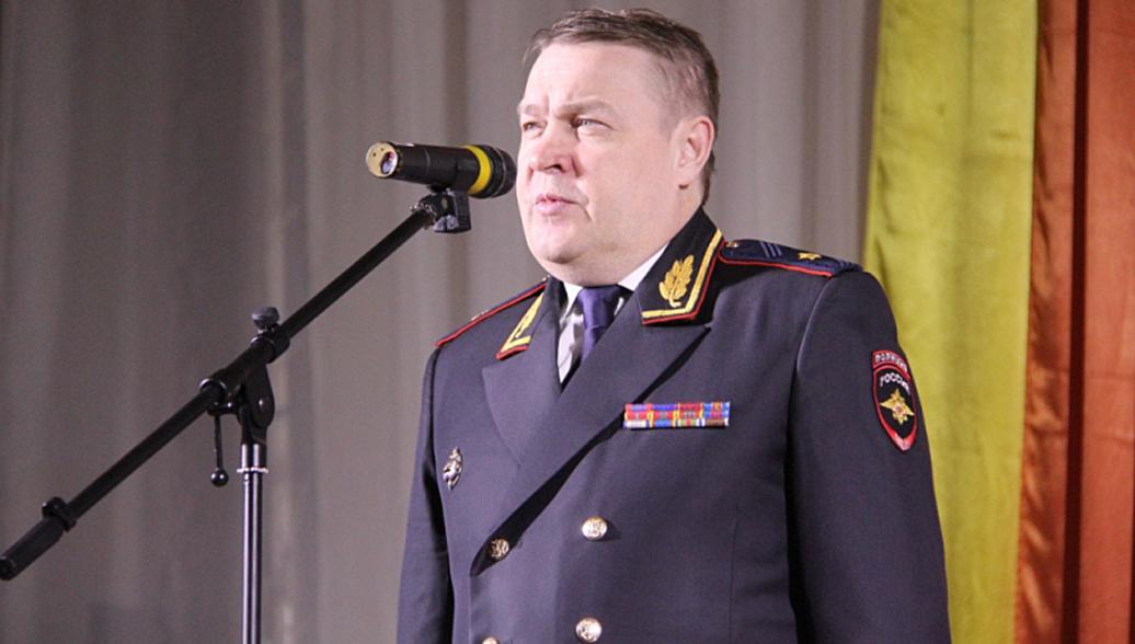 Экс-начальника томского УМВД поместили под домашний арест