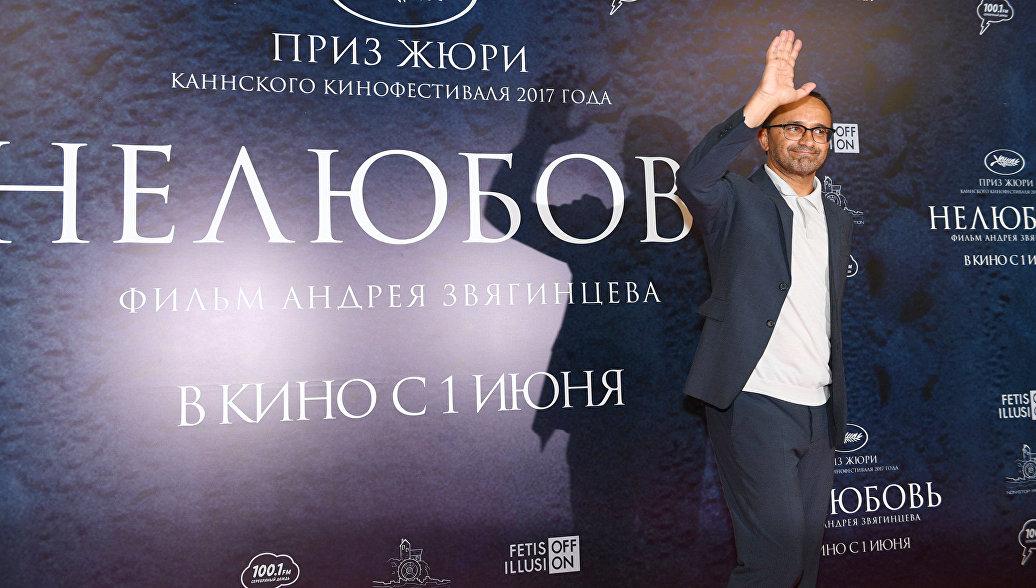 Фильм Звягинцева
