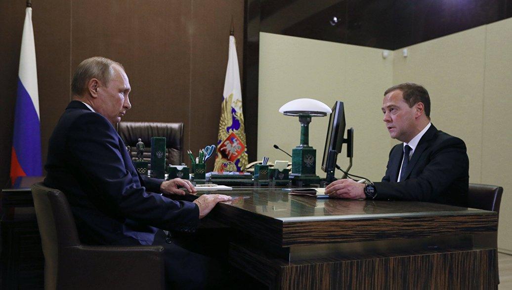Путин призвал последовательно модернизировать армию и флот