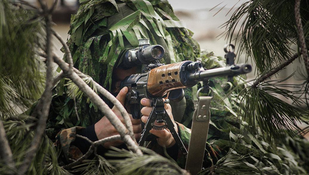 Снайперы в Хабаровском крае борются за право участвовать в
