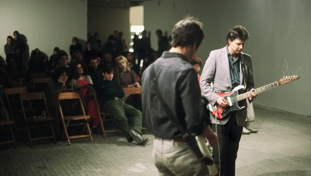 В США умер композитор и гитарист Гленн Бранка