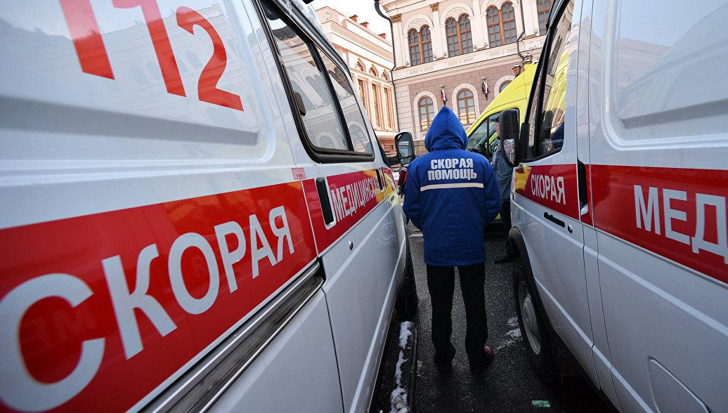 В Екатеринбурге семь человек пострадали при пожаре в жилом доме