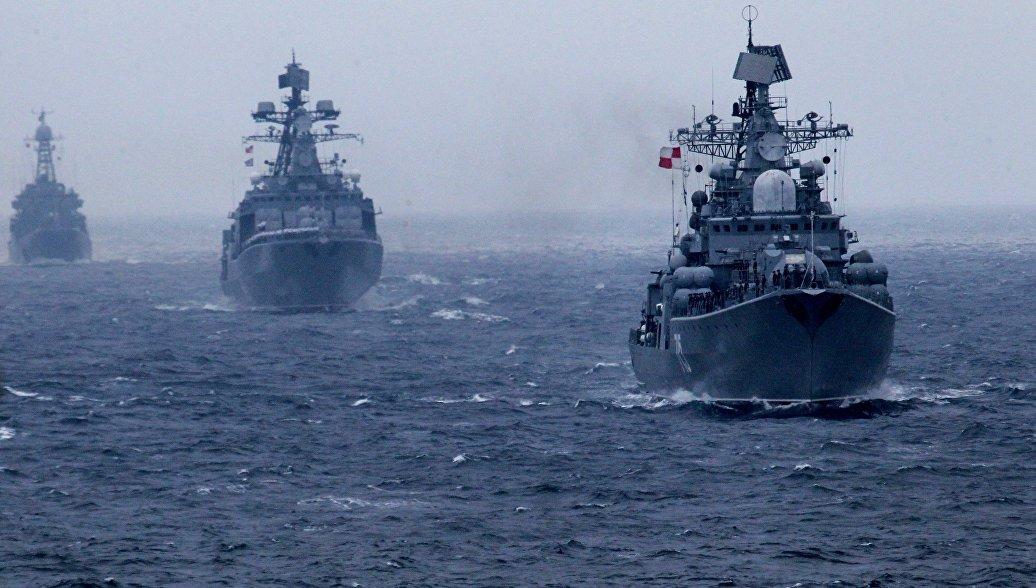 В Приморье спасателей Тихоокеанского флота привели в готовность