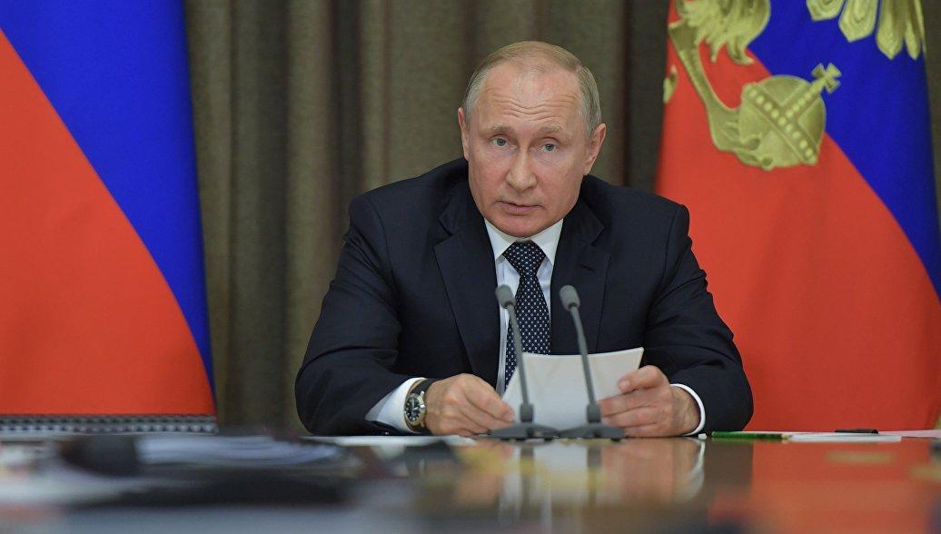 Путин призвал завершить разработку С-500