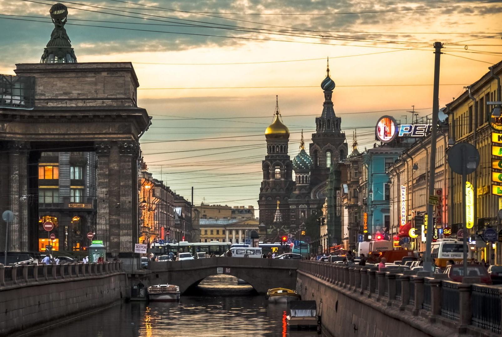 Все о Санкт-Петербурге для вас прямо тут