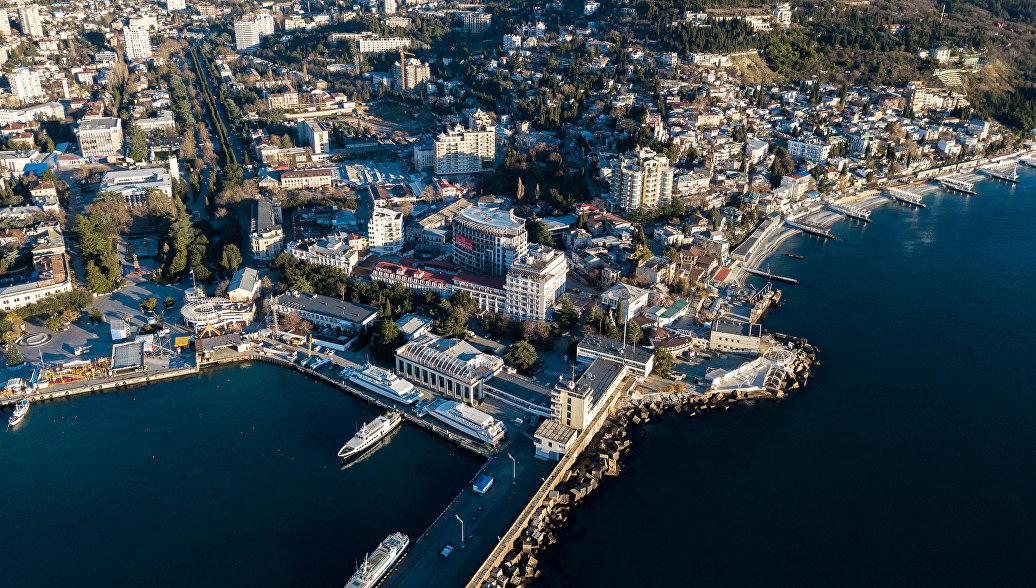 В Крыму представили самую большую в мире крымско-татарскую женскую феску