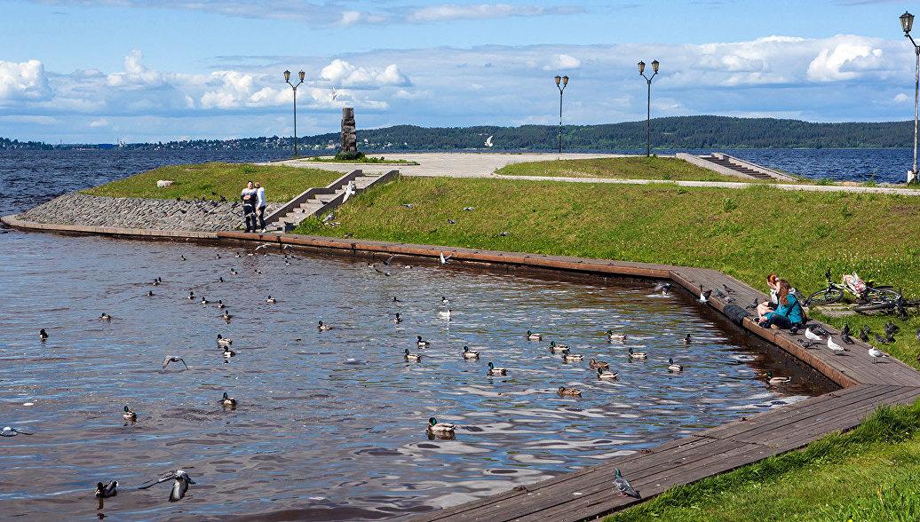 Новый экологический квест запускается в Петрозаводске