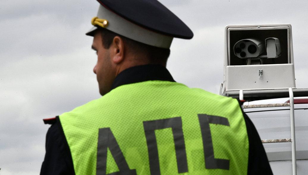 На трассе Волгоград - Москва столкнулись шесть автомобилей