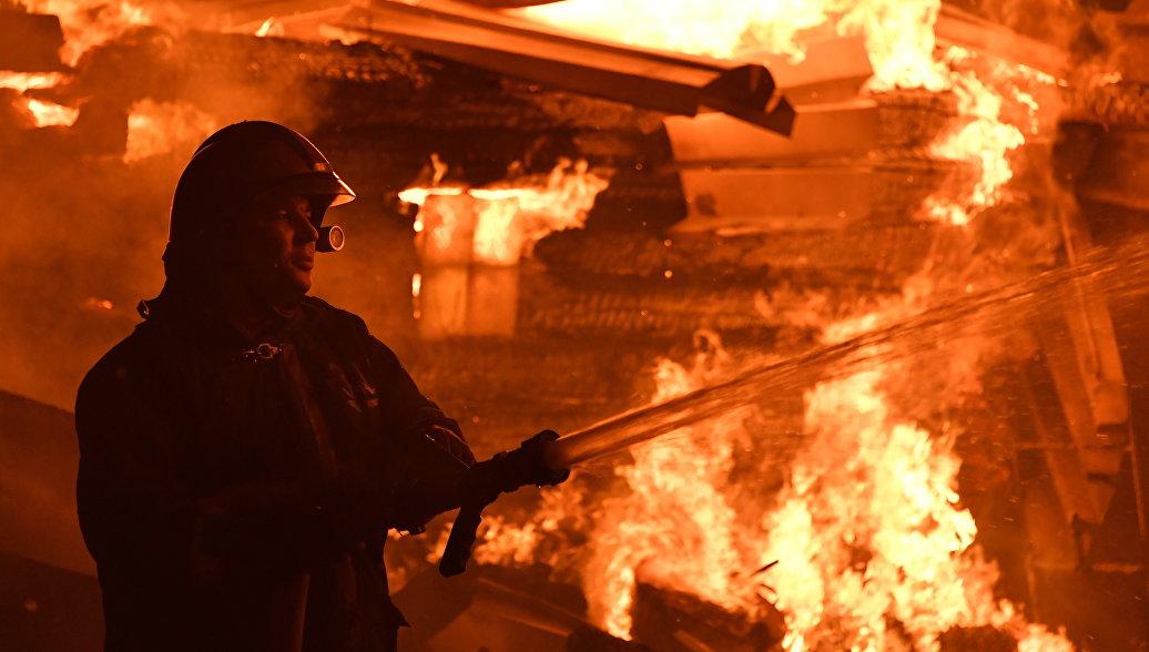 В Тамбовской области в жилом доме взорвался газ