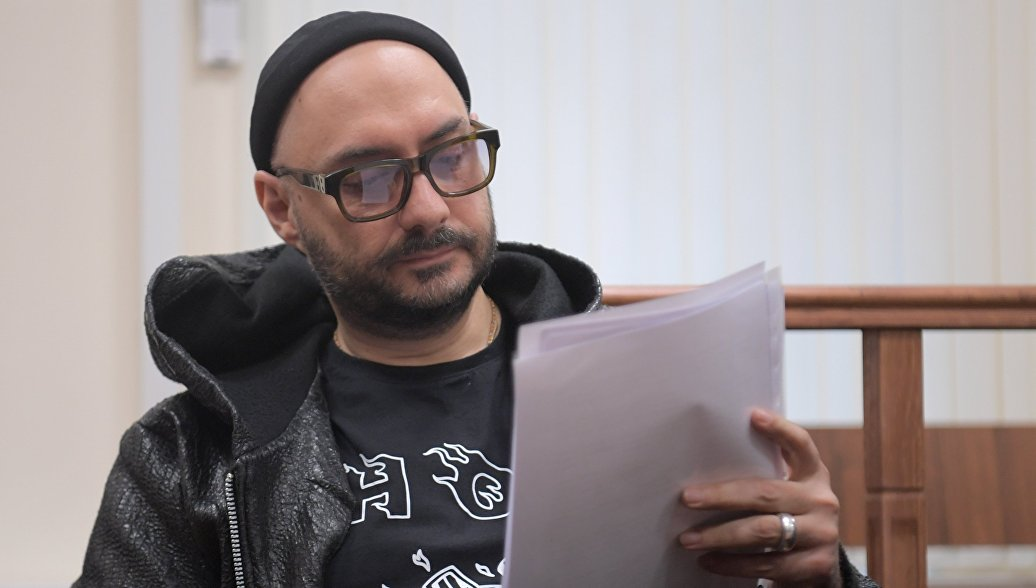 На Каннском кинофестивале пройдет премьера фильма Серебренникова