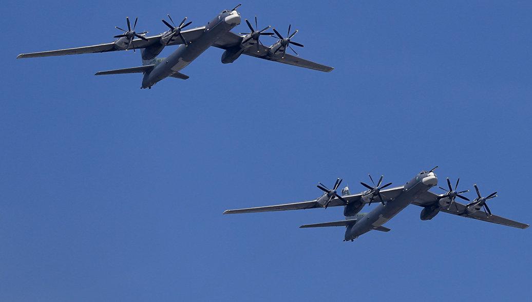 Российские пилоты рассказали, как F-22 сопровождали Ту-95
