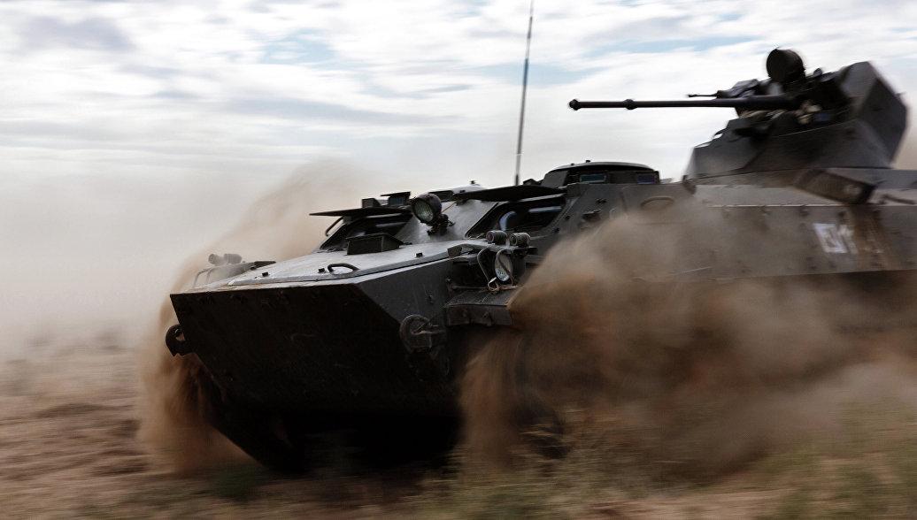 В России модернизируют бронетранспортёр МТ-ЛБ