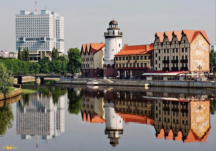 Виртуальный гид по Калининграду ответит на все вопросы