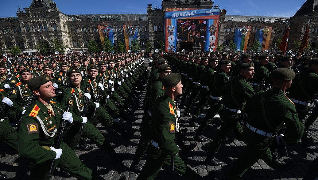 День Победы - самый важный праздник для России, считает Железняк
