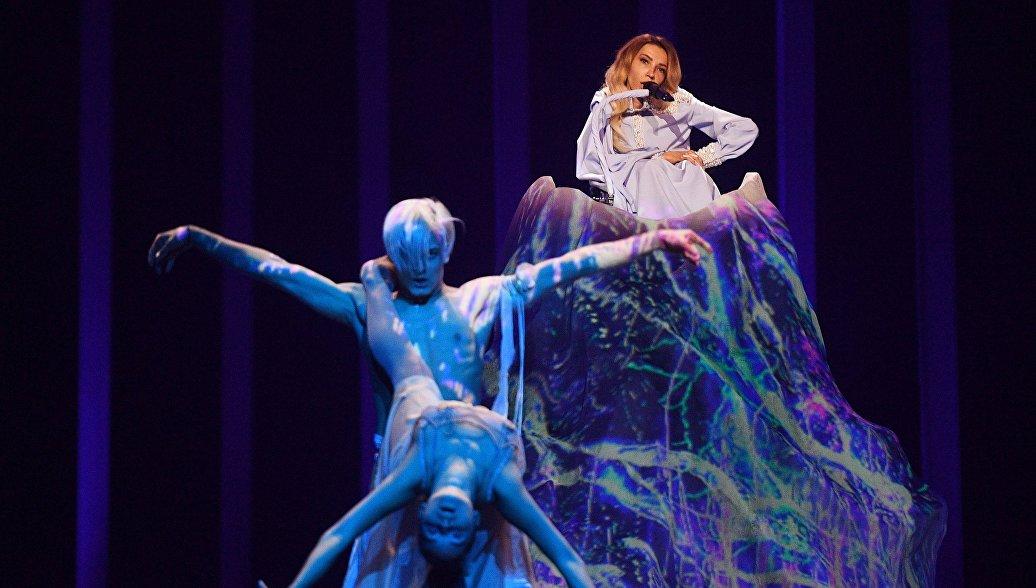 Самойлова рассказала о настрое перед выступлением в полуфинале Евровидения
