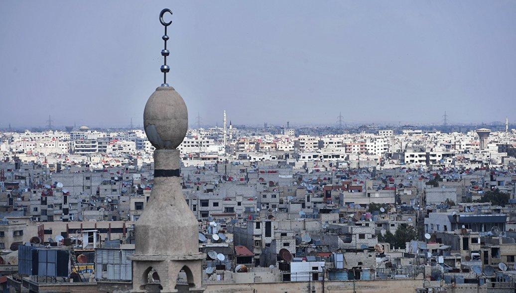 В Дамаске открылась выставка работ современных сирийских художников
