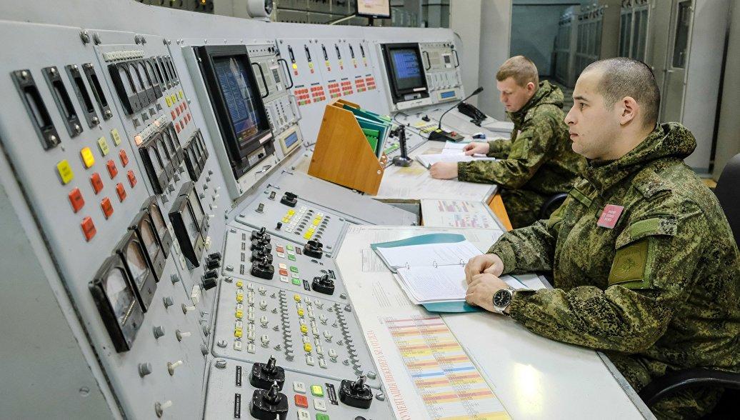 В радиотехнический полк ЮВО поступила новая станция