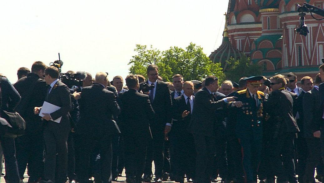 Ветеран, за которого заступился Путин, рассказал о случившемся