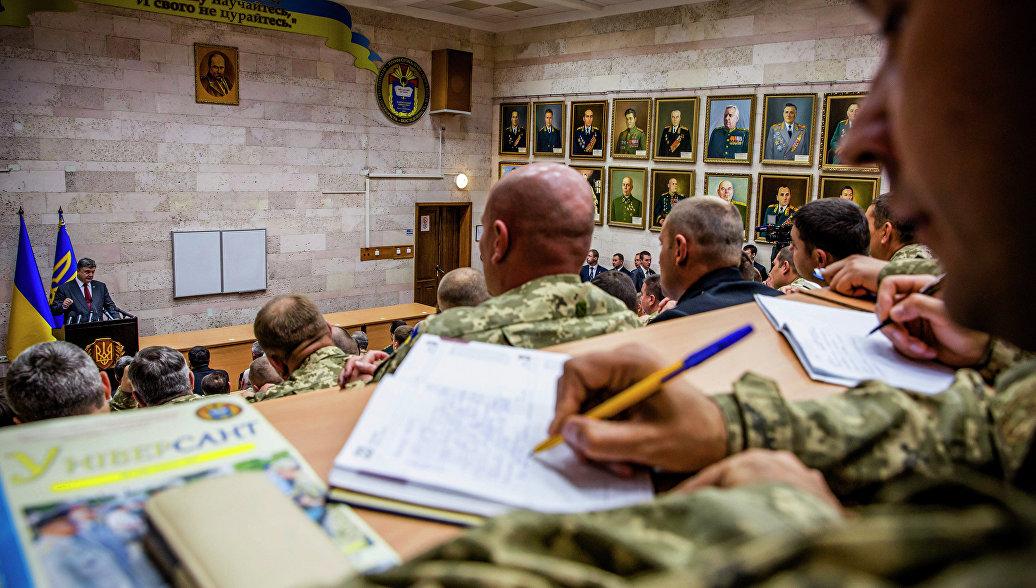 Украинские военные намерены изучить настроение населения юга России