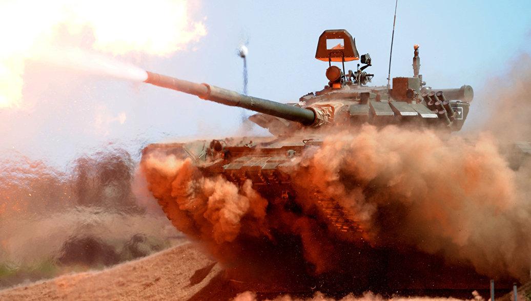 В Приамурье российские военные выявят лучших в
