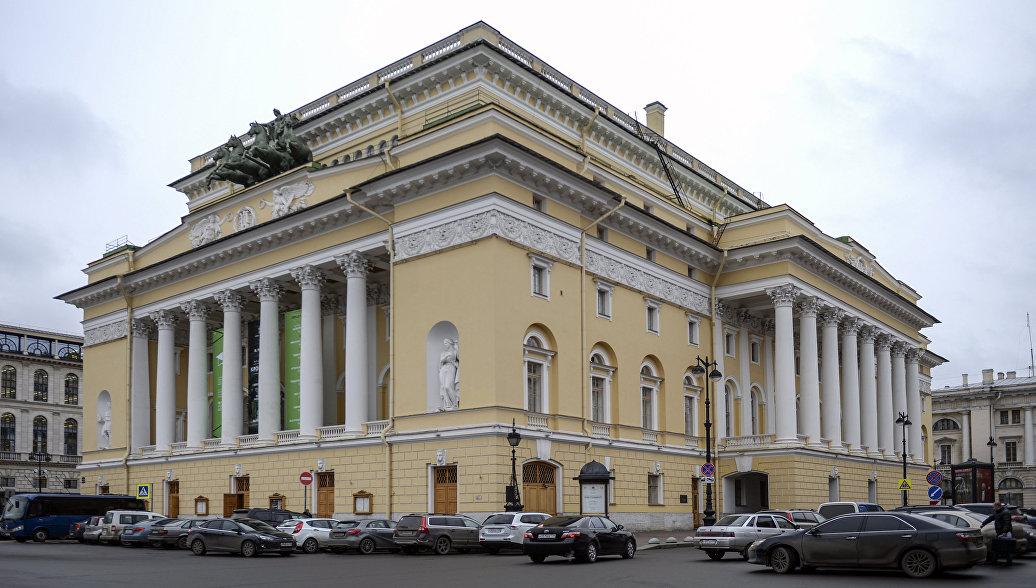 Александринский театр отправляется на гастроли в Китай