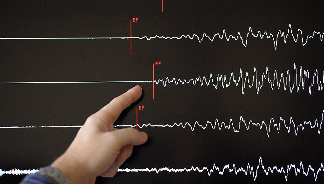 На Гавайях произошло еще одно землетрясение магнитудой 6,9