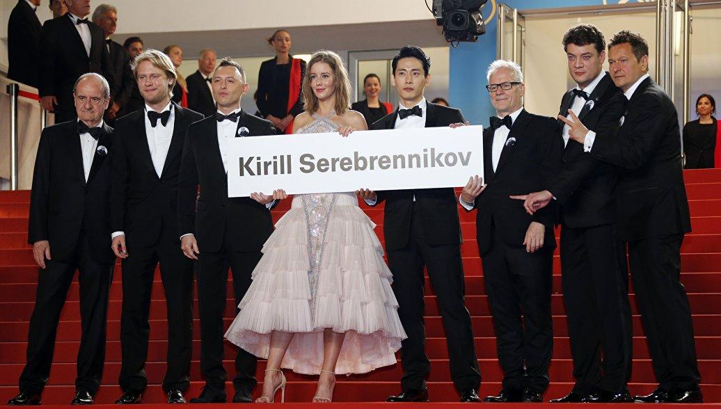В Кремле уточнили данные об ответе организаторам Каннского фестиваля по поводу Серебренникова