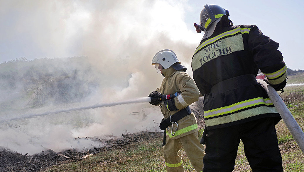 Минприроды отчиталось о ликвидации пожаров на заповедных территориях