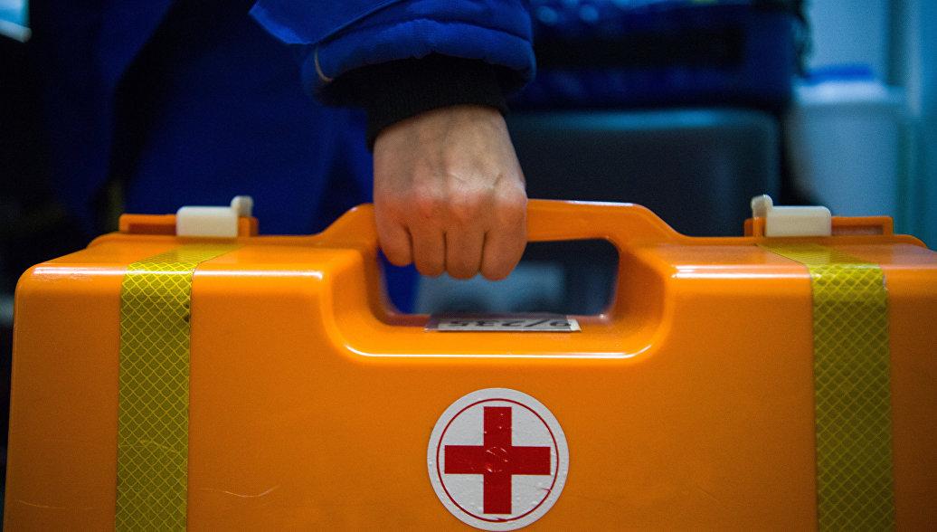 Фельдшера скорой, избитую на вызове в Красноярске, увезли в травмпункт