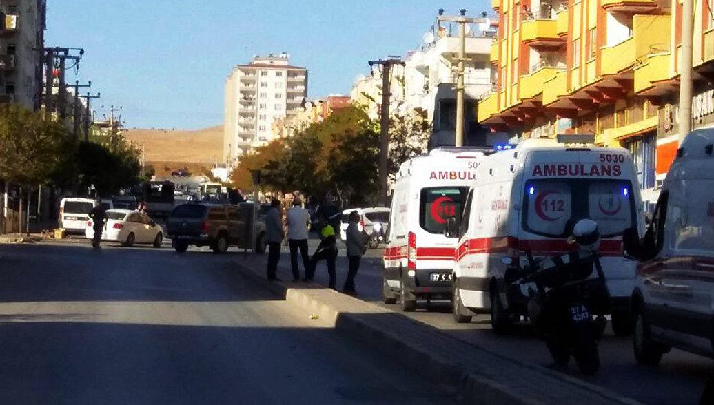 В Турции российский турист впал в кому