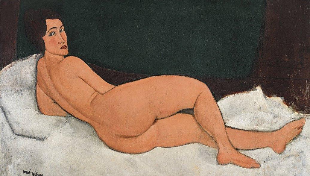 Картину Модильяни продали на аукционе в Нью-Йорке за 157 миллионов долларов