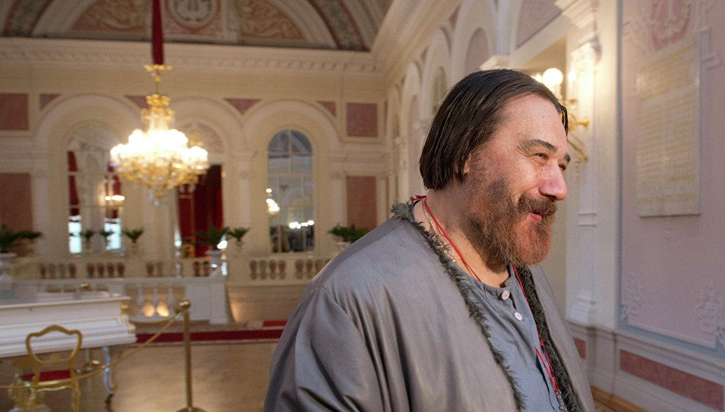 Оперный певец Владимир Маторин отмечает 70-летний юбилей