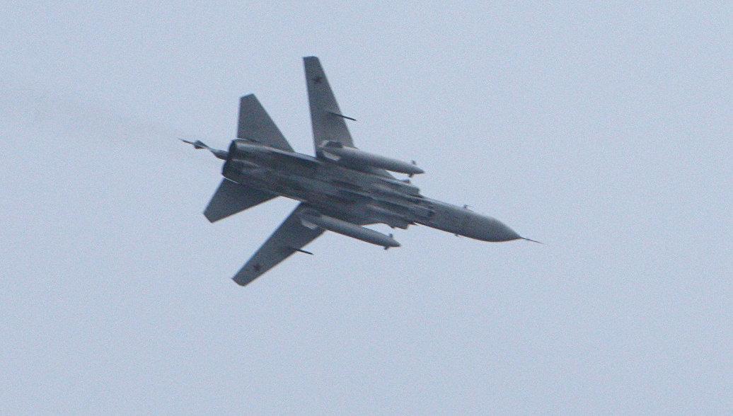 Под Мурманском мотострелки при поддержке двух Су-24 обезвредили