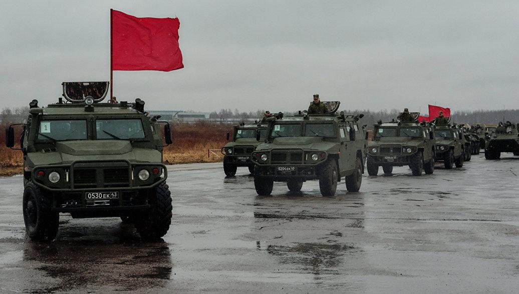 В ЗВО назначили командующего гвардейской общевойсковой армией