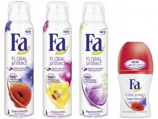 Дезодорант Fa – комфорт и защита