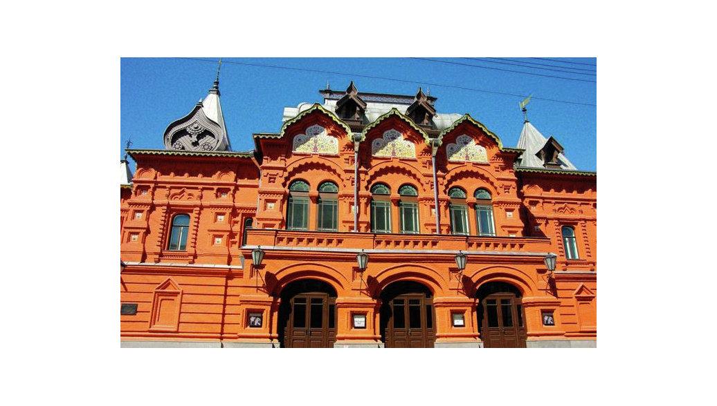 На Фестиваль театров малых городов России приедут 16 творческих коллективов