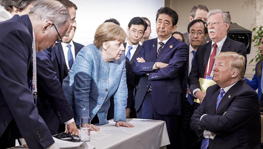 Трамп заявил, что не разрешит другим странам ввести пошлины против США