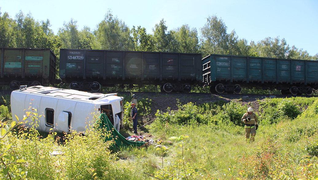 В Орловской области организовали сбор крови для пострадавших в ДТП с автобусом