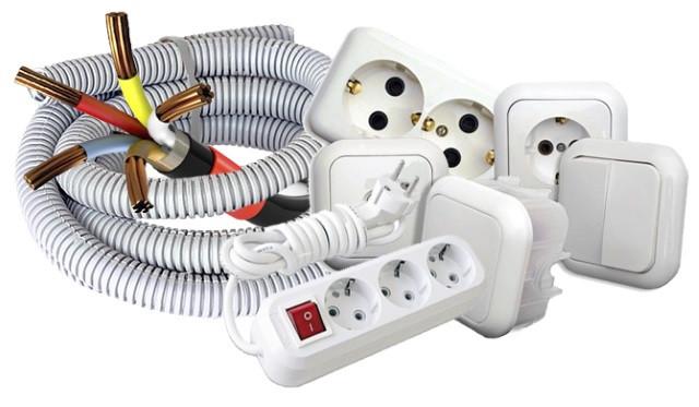 Где заказать электротовары для предприятия?