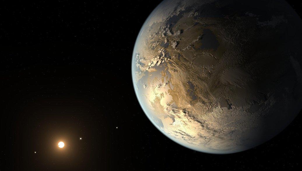 Астрономы нашли новые намеки на обитаемость
