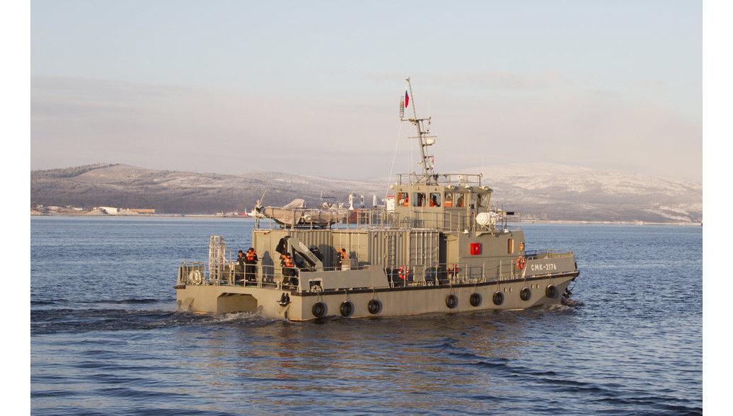 Головной гидрографический корабль заложат для ВМФ в третьем квартале