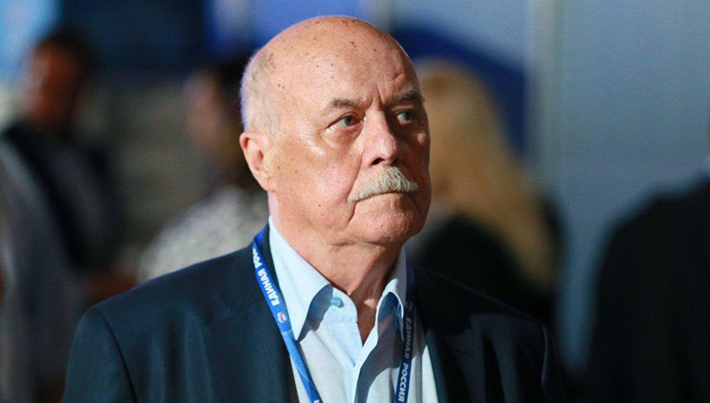 Говорухин был талантливым созидателем, заявила Матвиенко