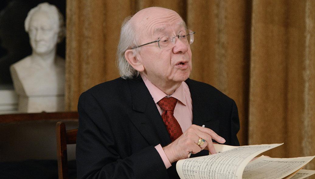 Глава Большого театра назвал Рождественского великим музыкантом