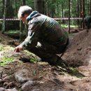 В Ингушетии нашли останки погибших в Великой Отечественной войне