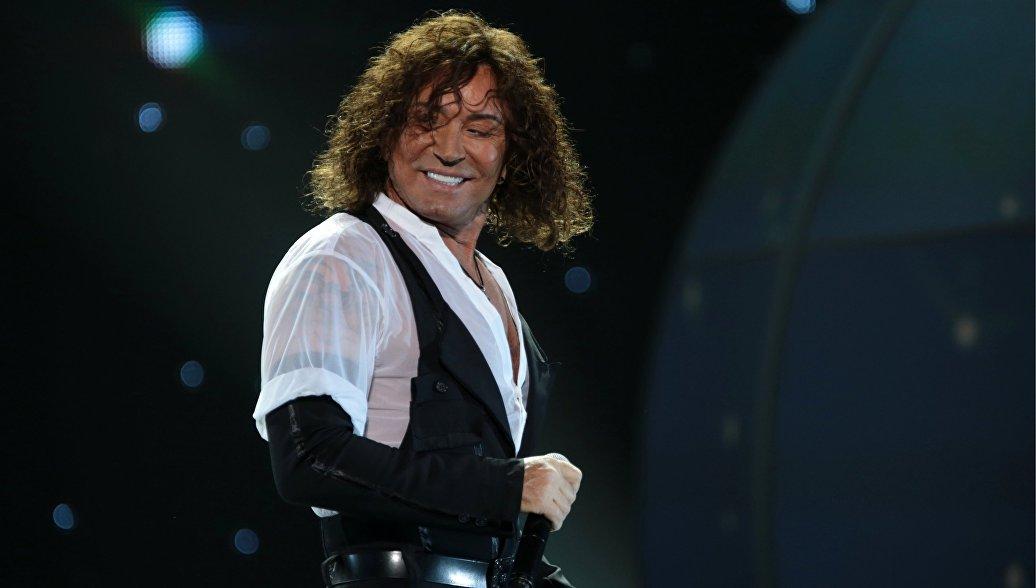 Валерий Леонтьев отменил концерт в Туле из-за высокого давления