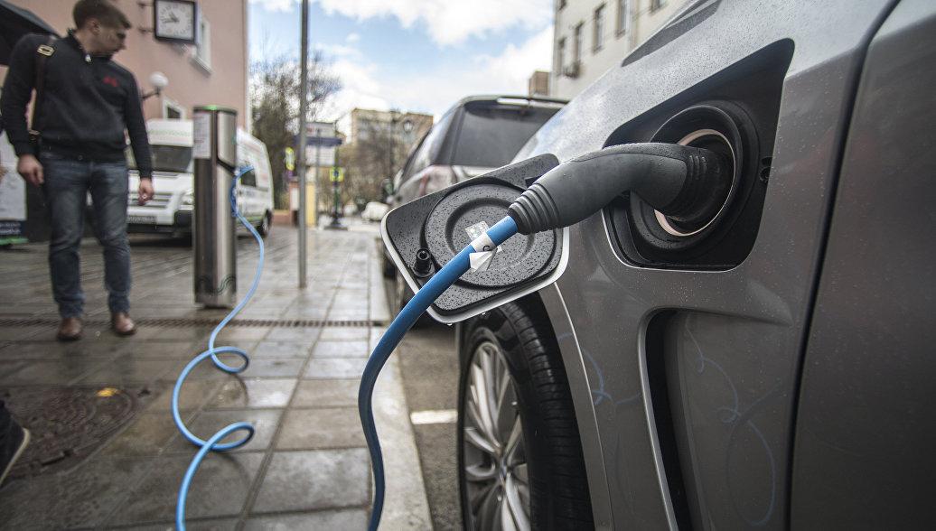 Продажи электромобилей в России в январе-мае выросли почти вдвое