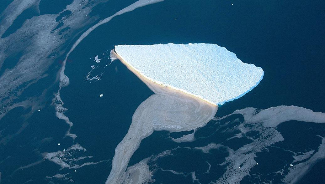Антарктида потеряла более триллиона тонн льда за пять лет