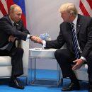 В Кремле пообещали сообщить о подготовке встречи Путина и Трампа