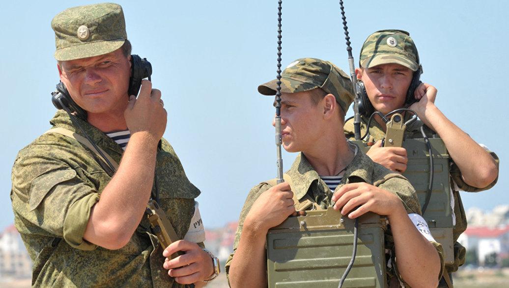 Связисты ЗВО провели масштабные радиотренировки в нескольких регионах
