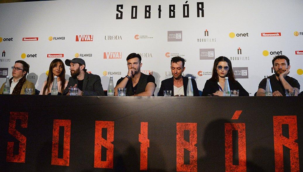 Встолице франции показали фильм Хабенского «Собибор»